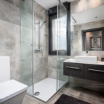Interiorismo, obra, baño. Gijon Cabueñes 11