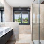 Interiorismo, baño Gijon Cabueñes 17