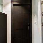 Interiorismo, detalle de las puertas. Gijon Cabueñes 18