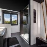 Interiorismo baño de una vivienda unifamilar en Gijon Cabueñes 21