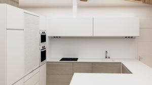 Proyecto de obra nueva para una cocina en Gijón