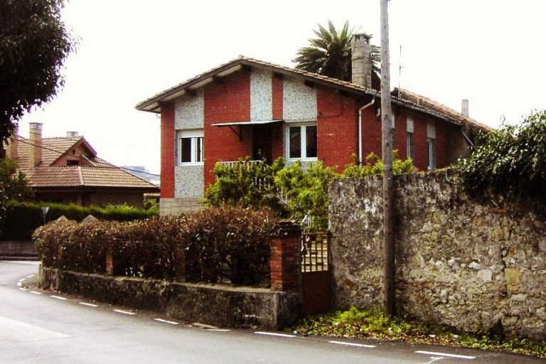 Vivienda anterior a la reforma. Gijón