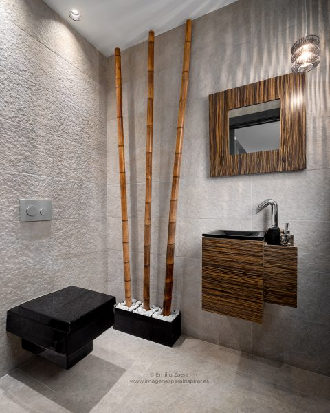 Interiorismo, baño. Gijon Cabueñes 08