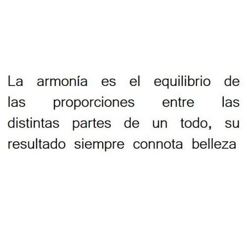 arQmonia definicion de armonia